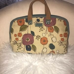Fossil Makeup/Toiletry Bag